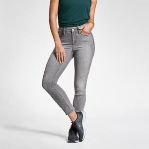 Athleta Sculptek Skinny Jeans - Grey Wash